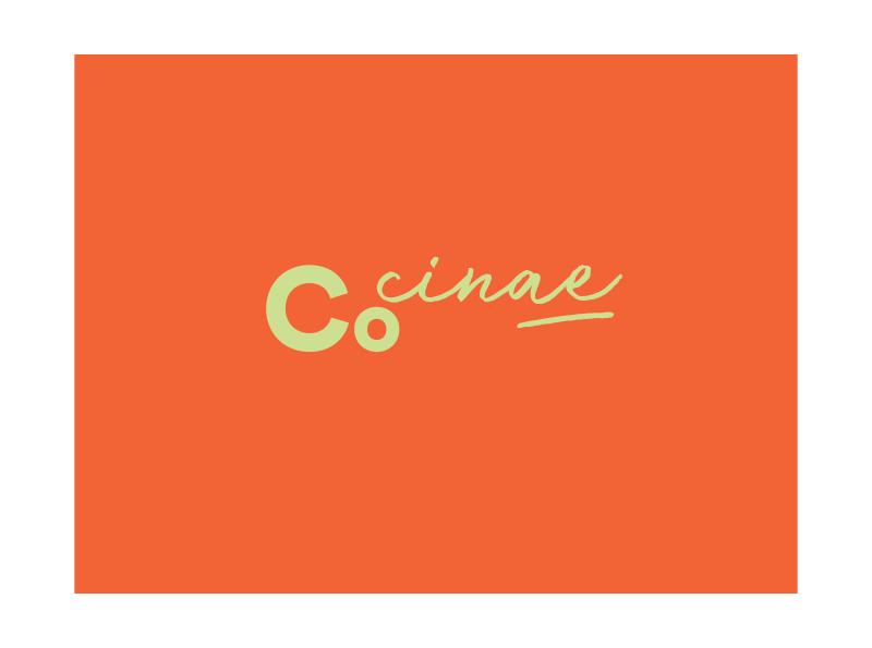 création logo cocinae